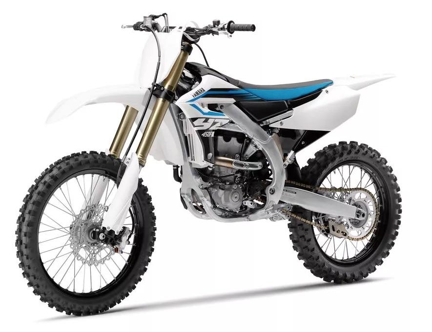 2018 Rs Yamaha Yzf450 R En Teknisk Revulotion Motorworld
