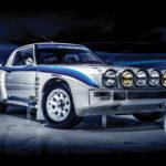 Är du sugen på en helt ny Grupp B rallybil från 80-talet?