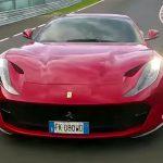 Åk med Ferrari 812 Superfast runt Nürburgring