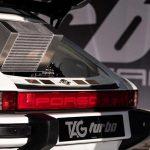 Åk med en Porsche som har en TAG F1 motor under huven