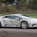 Åk med när Lamborghini Huracán Performante sätter nytt varvrekord