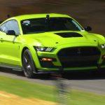 Åk med nya Ford Mustang GT500