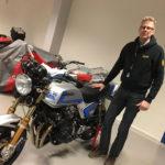 Intervju med Mats Larsson ansvarig för racingavdelningen och R&D på Öhlins