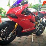 Thailändska MPK Concept har vässat en Ducati 1199
