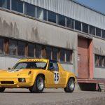 1972 Porsche 914/6 FIA klar för race