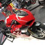 MC-Mässan – Ducati montern
