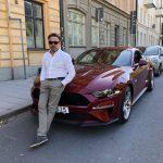 TEST: 2018 Ford Mustang GT – Med 450 underbara hästar