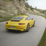 2018 Porsche 911 Carrera T – lättare och mer inbjudande
