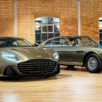 2019 Aston Martin DBS Superleggera James Bond Special Edition