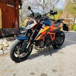 2020 KTM 1290 Super Duke R – Den fetaste bushojen från Mattighofen