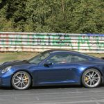 2020 Porsche 911 Carrera testas på Nurburgring