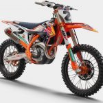 2021 1/2 KTM 450SXF Factory Edition