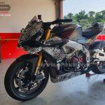 2021 Aprilia Tuono V4 1100 får MotoGP Winglets
