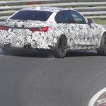 2021 BMW M3 testas på Nürburgring