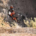 2021 KTM Motocross kopplar upp dig till mobilen snabbt och enkelt