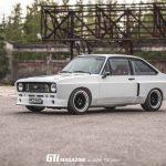 Galen 700 hästars Escort Cosworth MK2 till salu i Finland