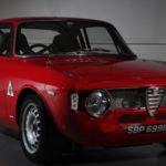 En helt nytillverkad Alfa GTA från England