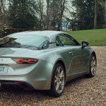 Lègende GT en specialversion från Alpine som tillverkas i 400 ex