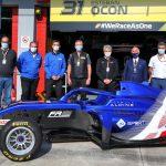 Alpine satsar på framtidens F1 stjärnor