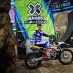 Alta Redshift MXR och deras eldrivna motocross kom 8:a i X Games