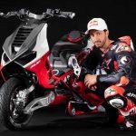 Andrea Dovizioso har en ny hoj