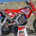 Antoine Meo gör comeback i EnduroGP i år med Honda