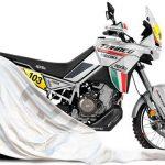 Nya Aprilia Tuareg 660 Rallye
