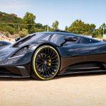 Ares S Project en 705 hästars Corvette i ny kostym