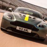 Aston Martin Vantage – AMR – racekopia med 595 hästar
