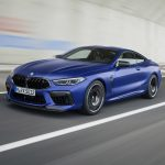 Kunglig BMW M8 Competition