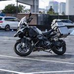 BMW har utvecklat en självkörande motorcykel