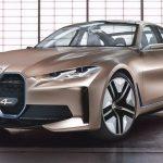 BMW presenterar eldrivna Concept i4