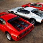 Ferrari Berlinetta Boxer en blivande samlarbil