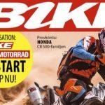 Bike slås ihop med Motorrad