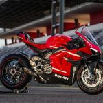 Bilder på Ducati Superleggera V4