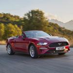Bilder på nya Ford Mustang