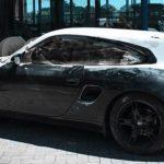 Porsche Boxster Shooting Brake – nej tack