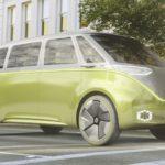 VW I.D. Buzz en elektrisk folkabuss
