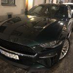 TEST: Vi kör första nya Ford Mustang Bullitt i Sverige