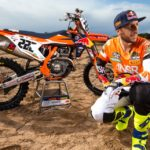 Tony Cairoli 222 Answer Racing 2017