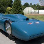 Campbell-Railton Blue Bird var den första bilen i världen att köra 300 mph 1935