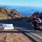 Carlin Dunne sätter nytt rekord på Pikes Peak med en Ducati Multistrada 1260