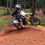 Chad Reed testar Suzuki RM-Z450