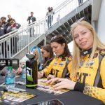 Christina Nielsen klar för IMSA Michelin Endurance Cup med Heinricher Racing