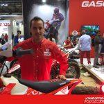 Christophe Nambotin kör Gas Gas igen