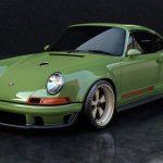 Drömbilen: Porsche 964 från Singer med 500hk