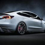 Coolt aerokit till Tesla Model 3