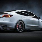 Coolt aerokit till Tesla Model 3