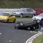 Crasch, Boom, Fail på Nurburgring 2017