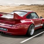 Den ultimata Porsche 911:an – Gunther Werks carbon 993